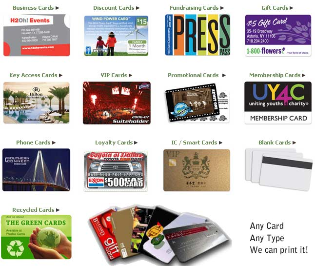 Loyalty cards plastic cards printing plastic membership card reheart Image collections